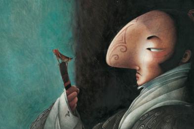 Cyrano de Bergerac, Rebecca Dautremer